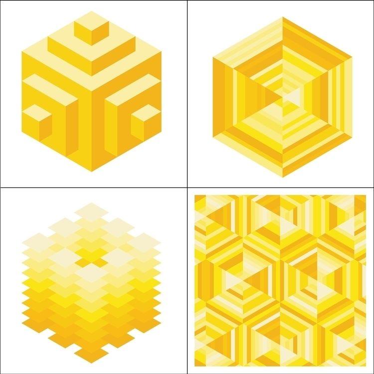 Hexagon / Cube Data Protection - mwm_graphics | ello