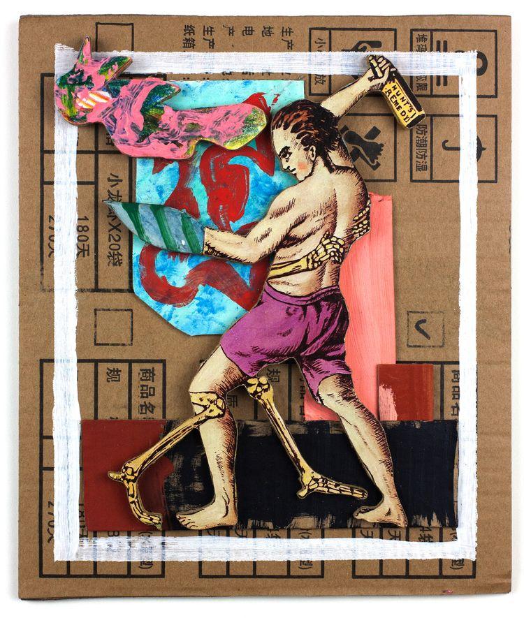 Remedy, narrative cardboards 20 - boraistudio | ello