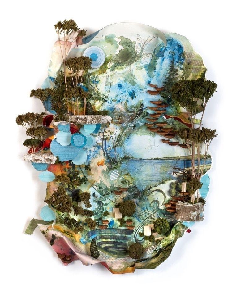 work Hashimoto Contemporary NY - gregory_euclide | ello