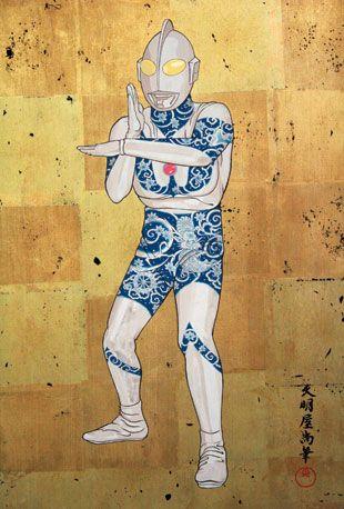Hisashi Tenmyouya - illustrarts | ello