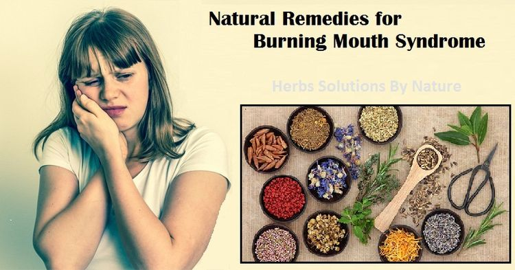 Natural Remedies Burning Mouth  - herbs-solutions-by-nature | ello