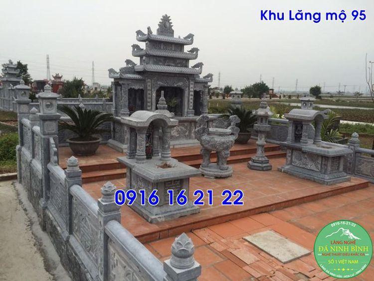 Các mẫu lăng mộ đẹp gia đình xâ - daninhvanninhbinh35 | ello