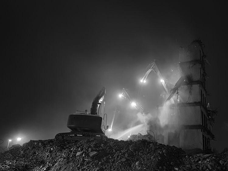 demolition Metterswane Nijmegen - bn1   ello