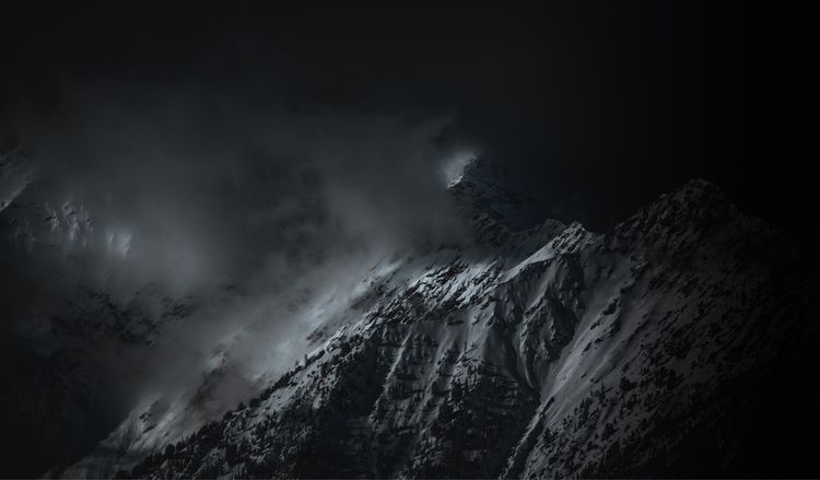 Dark skies - fraudfix | ello