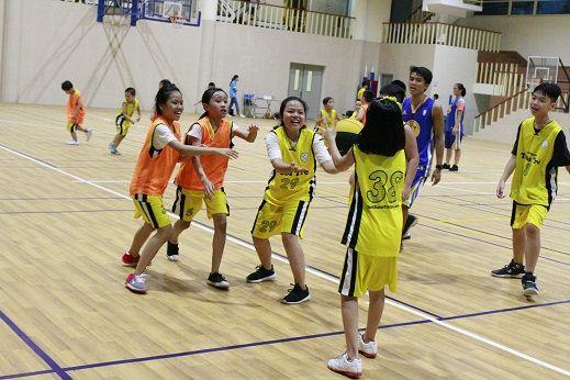 Lớp học bóng rổ ở đại - hocbongrott   ello