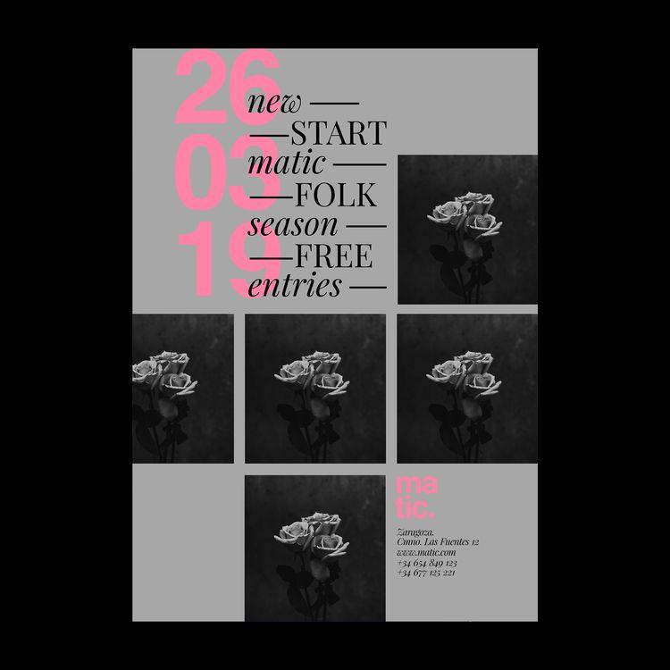 Poster Design: