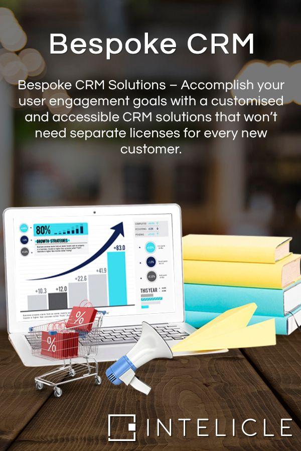 Bespoke CRM Solutions - hudda1   ello