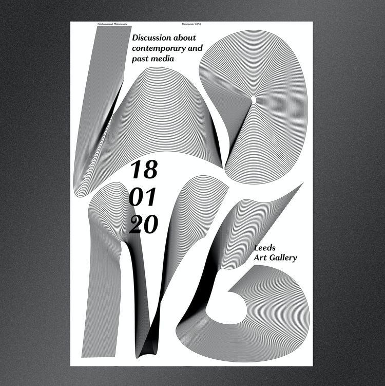 LONG - posterdesign, graphicdesign - nakhon | ello