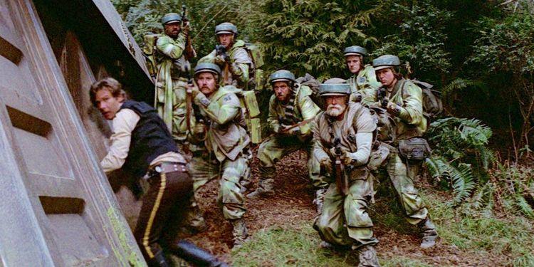 Space Force uniforms Star Wars  - bonniegrrl | ello