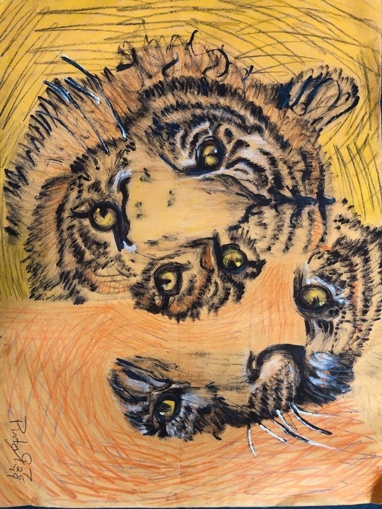 Tiger Eyes - ratnip | ello