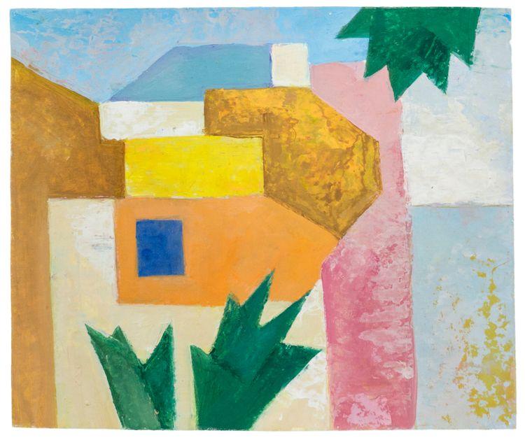 geometry Cyprus. colour shapes  - oleg_agafonov_artist | ello
