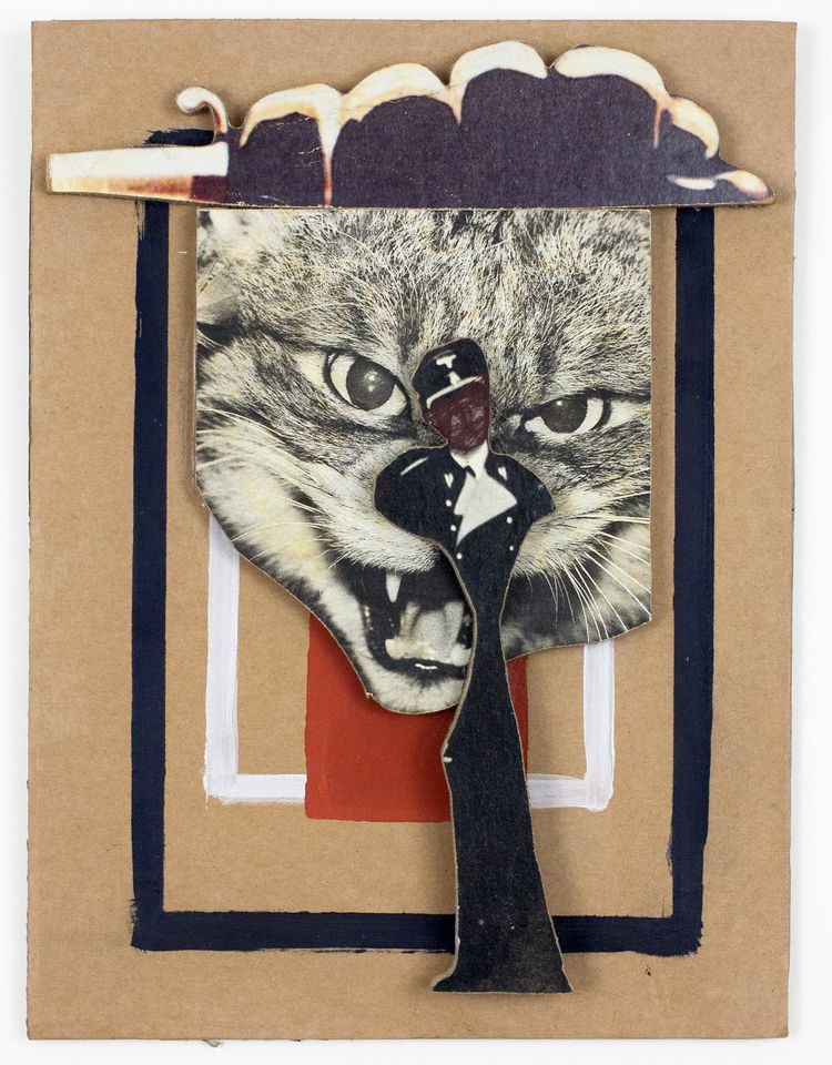 Hunter - cardboardart, artrecycle - boraistudio | ello