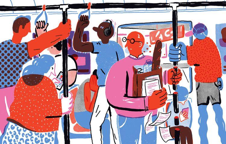 Illustration Vance Lump - illustration - bldgwlf | ello