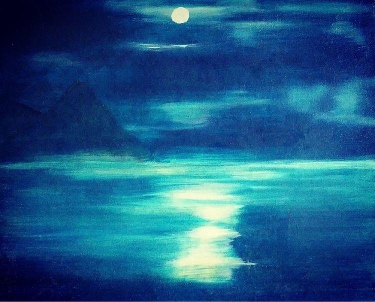 River Midnight- oil canvas boar - jester-loki   ello