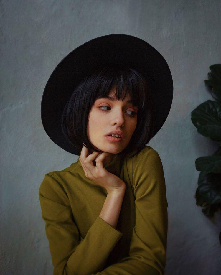 Gorgeous Female Portrait Photog - photogrist | ello