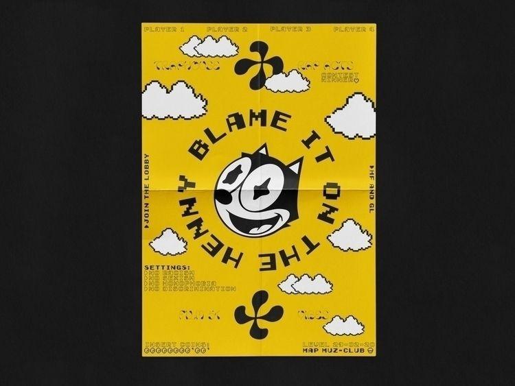 design blame henny - markometh | ello
