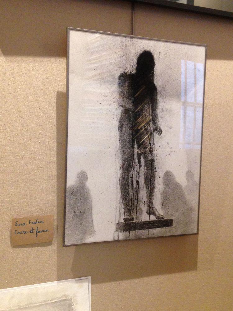 DE BOUE Charcoal (56 38 cm) - A - sarafratini   ello
