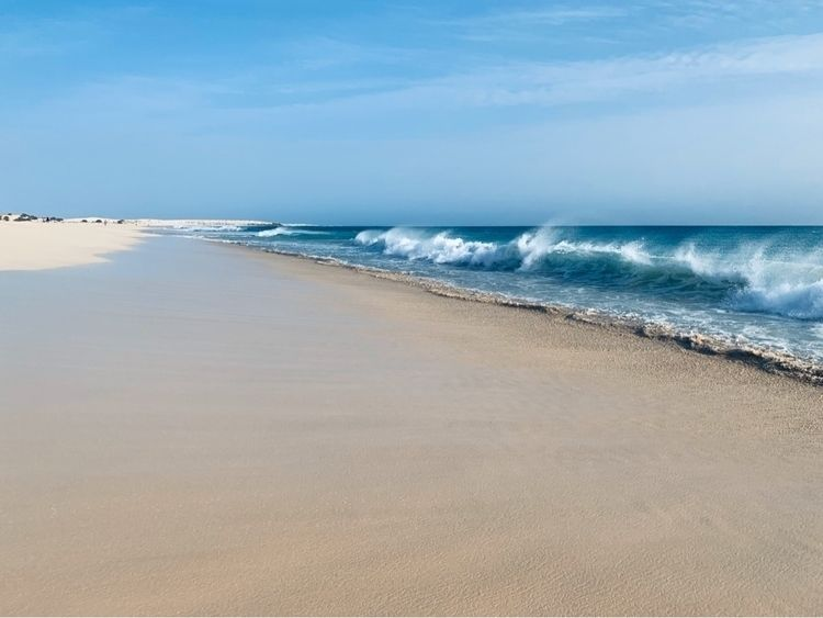 Boa Vista, Cabo Verde - unmountable | ello