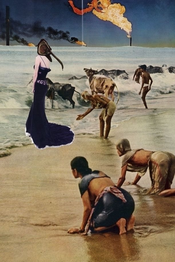 Untitled 2012 Digital Collage - collage - ericperez   ello