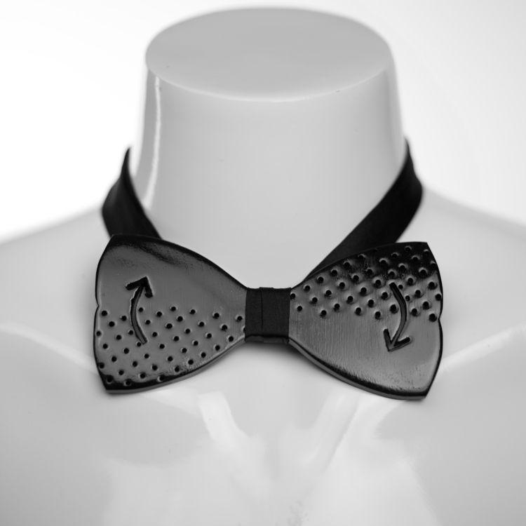 Buzz Bow Tie (Plywood enamel si - dirkmarwig | ello