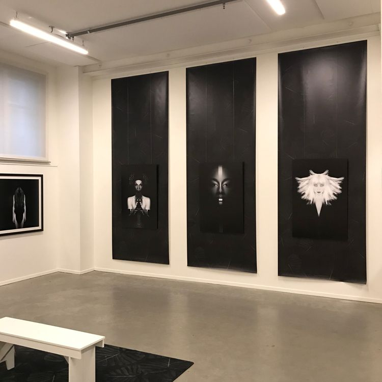 View upcoming solo Galerie Beel - vandecamp-heesterbeek | ello