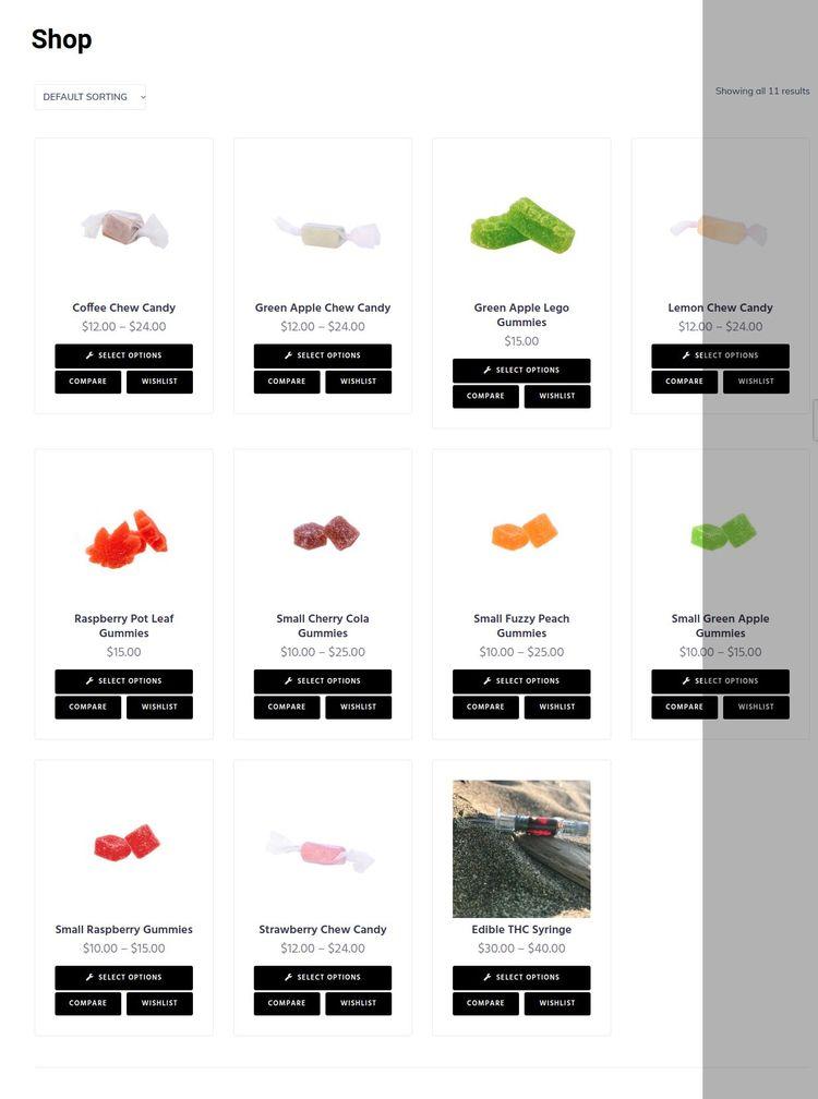 Buy Edibles Canada | High-Quali - drgooddabs | ello