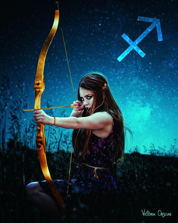 Sagittarius - victoriaobscure | ello