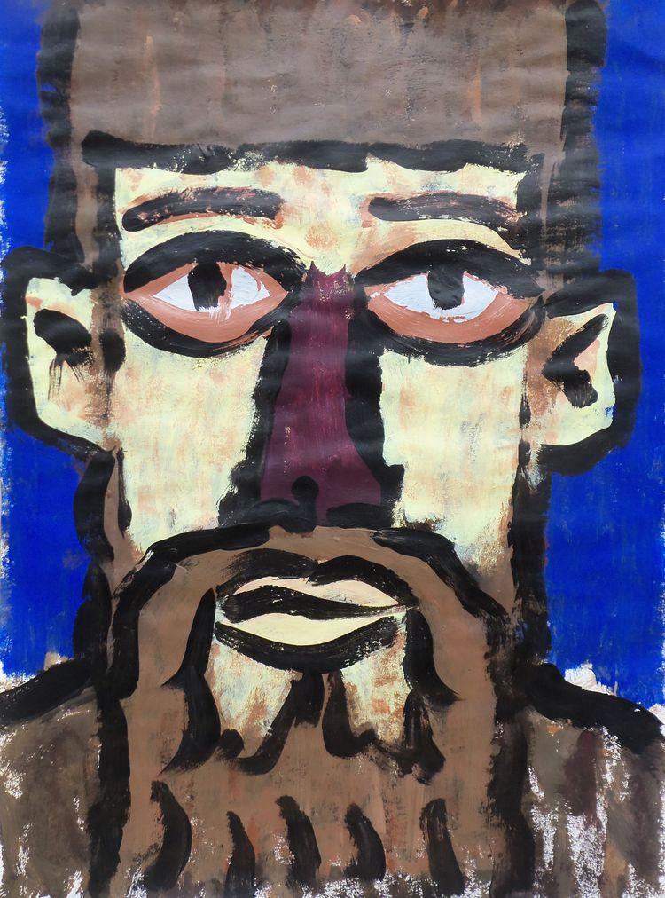 2020 - art, contemporaryart, painting - stephanesalvi | ello