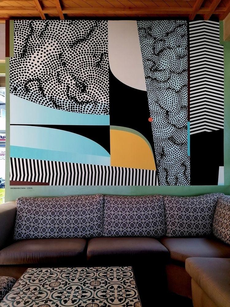Collaboration wall Patras, Gree - anastasia_papaleonida | ello
