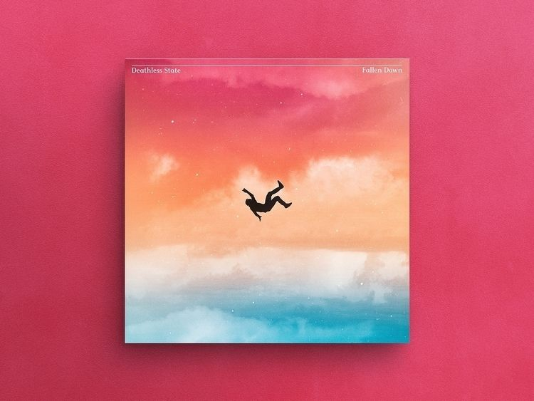 Album Cover Fallen — Portfolio  - hermtheyounger | ello