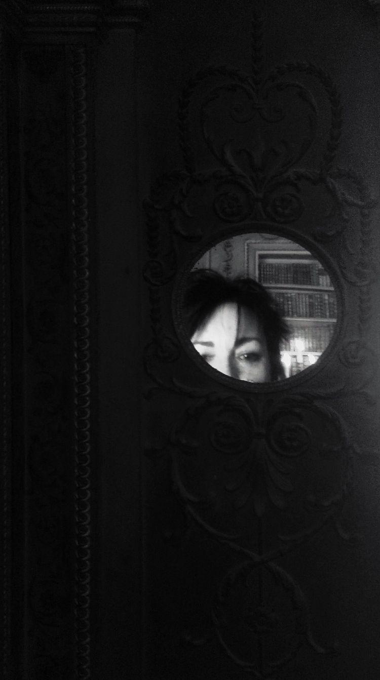 blackandwhite, photography, reflection - omtanke | ello