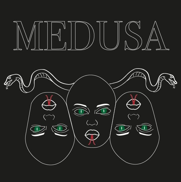MEDUSA album cover - danielabaldacchino   ello