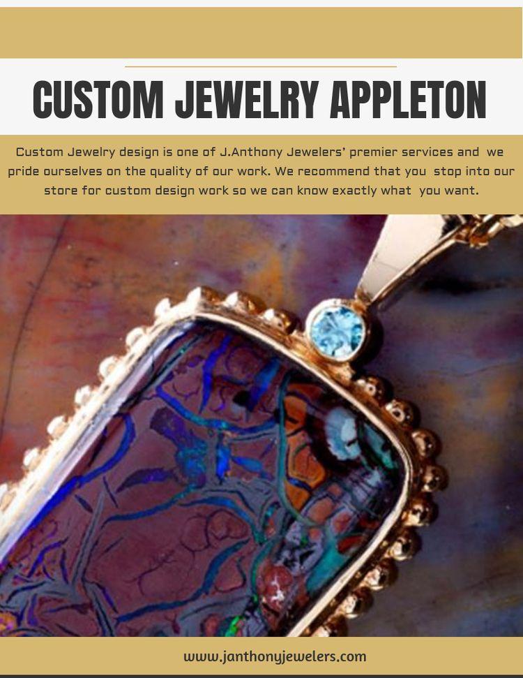 Custom Jewelry Appleton jewelry - jewelrystoreappleton | ello