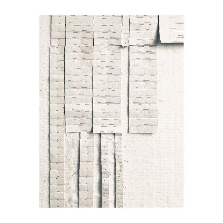 concretequilt, textiles, fiberart - sdevans | ello