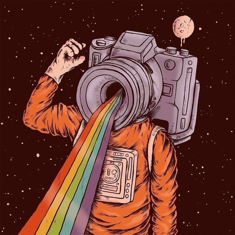 Capturing Dreams Stars sky spar - normanduenas | ello