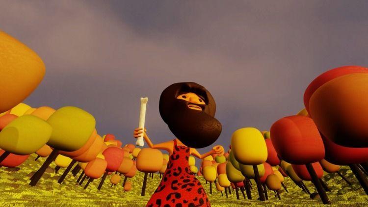 shot 3D short animation - fresscus   ello