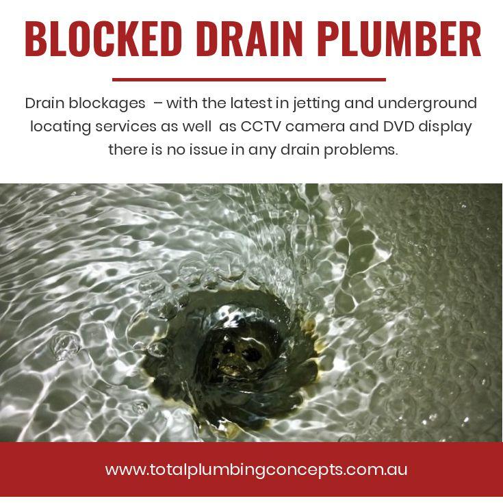 Blocked Drain Plumber drain plu - plumberwerribee   ello