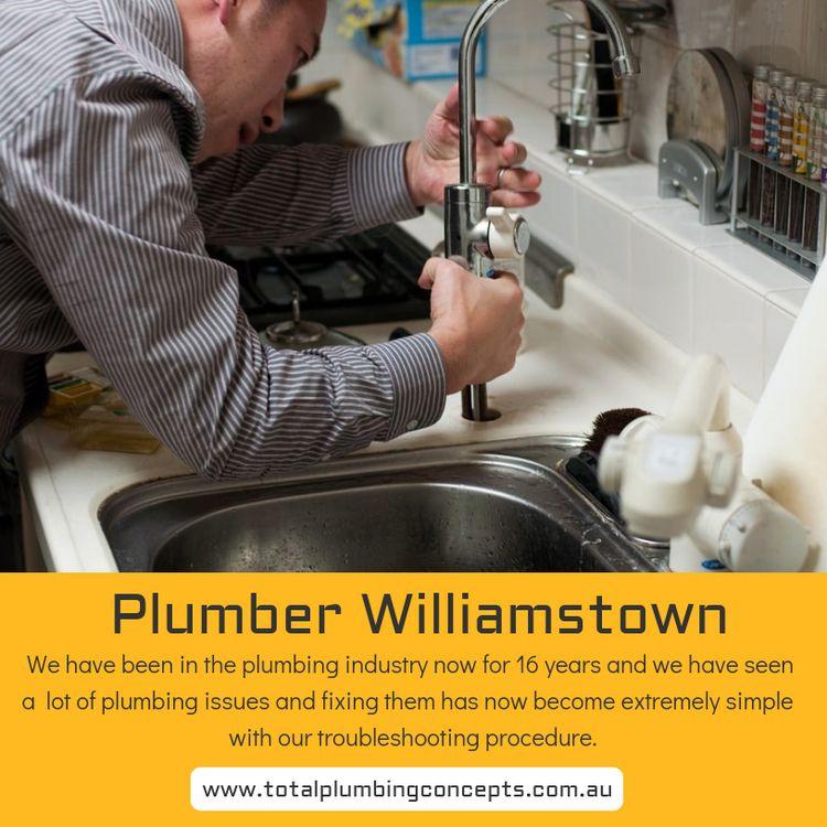 Plumber Williamstown Cheap plum - plumberwerribee   ello