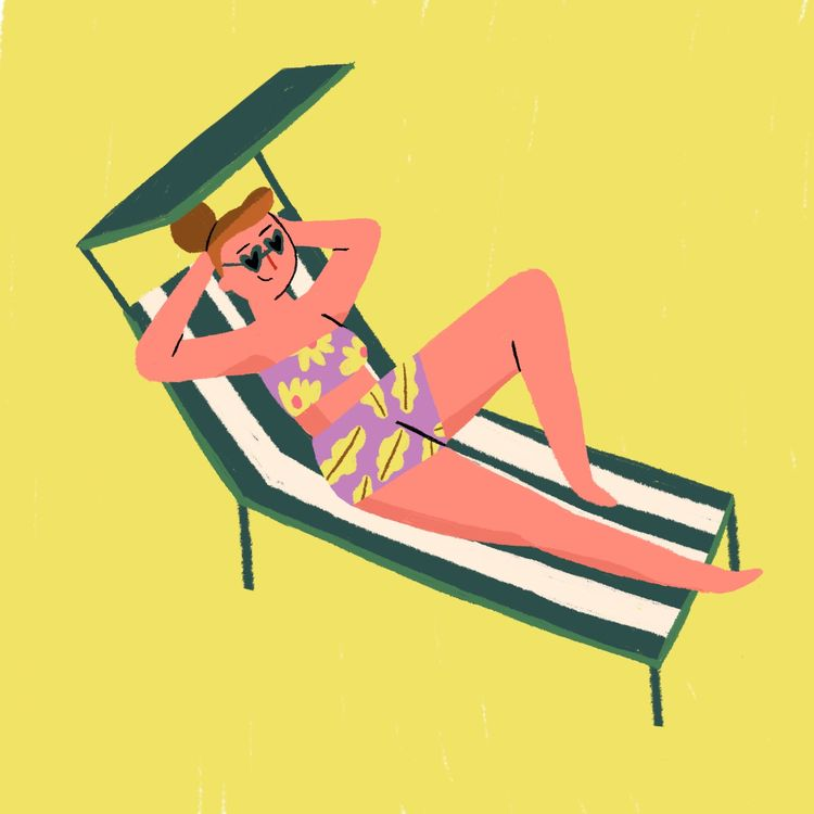 Thinking Summer - shutupclaudia   ello