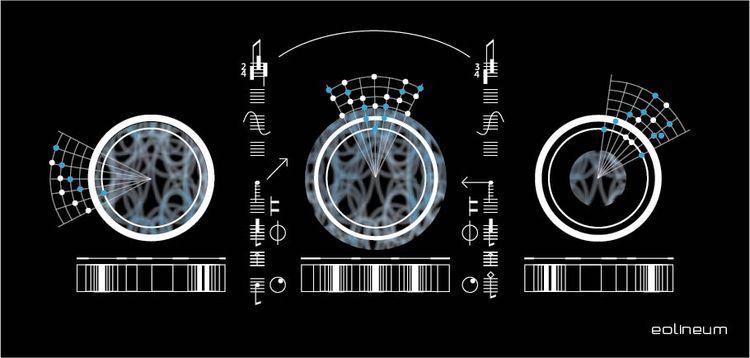 Composition - 54, Digital, music - eolineum | ello