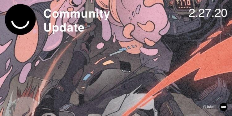 Community Update 2/27/2020 Ciao - elloblog | ello