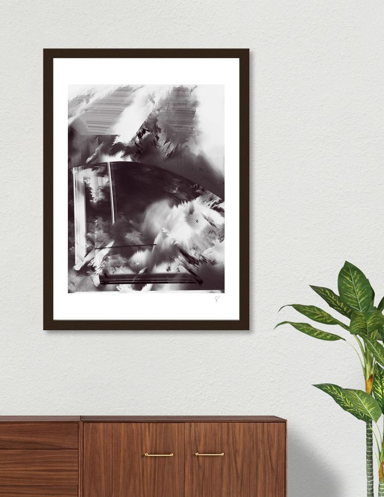 Art print Curioos - artprint, graphicart - gregsted | ello