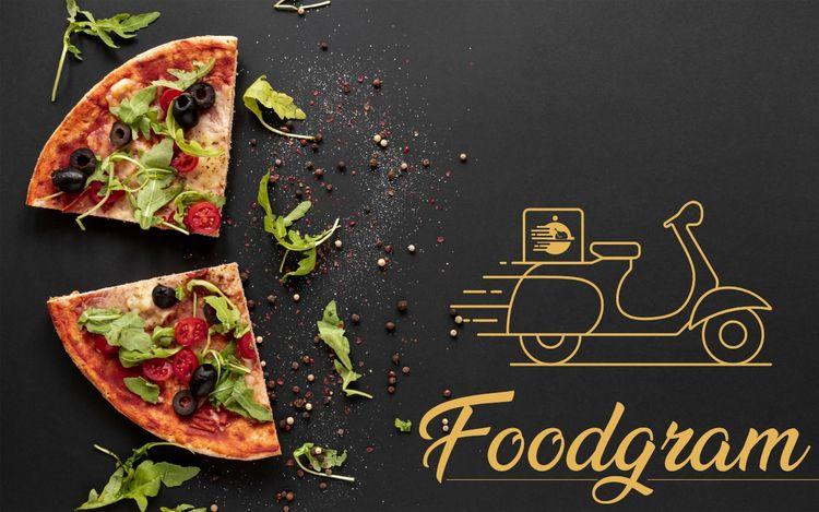 Foodgram online food delivery p - sohel | ello