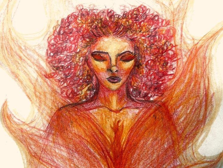 Phoenix idea comic thinking / e - bymarysargent | ello