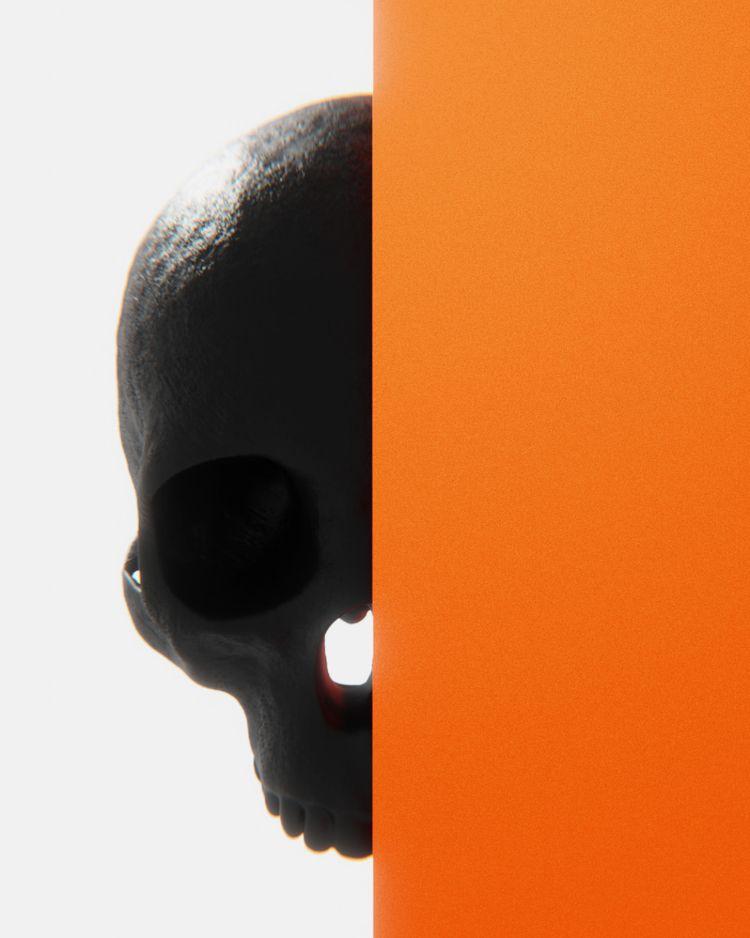 CREEP - piece Skull Model Pack  - tuomodesign | ello