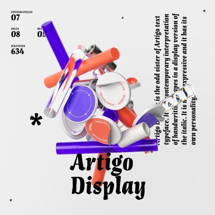 artigo display - philiplueck | ello