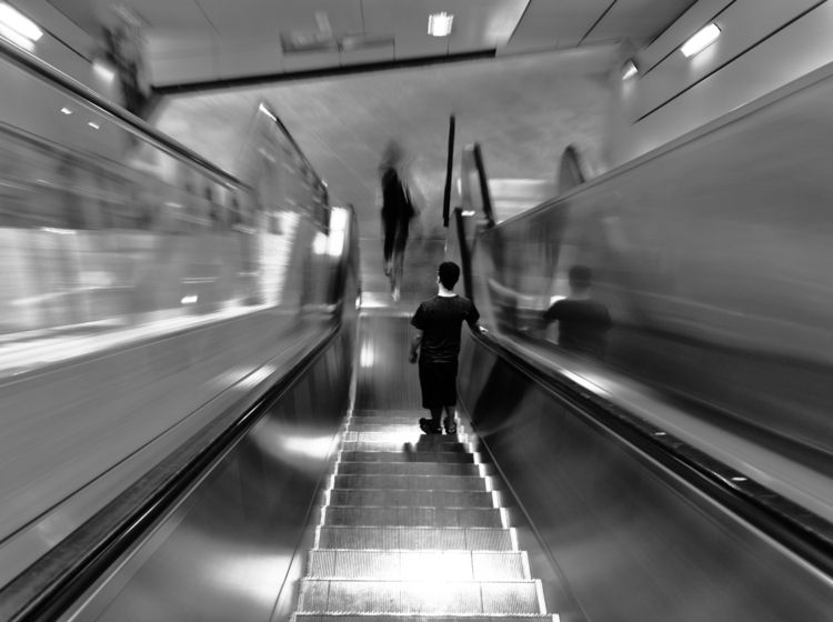 Life stops - blackandwhitephotography - thetinyspeck   ello