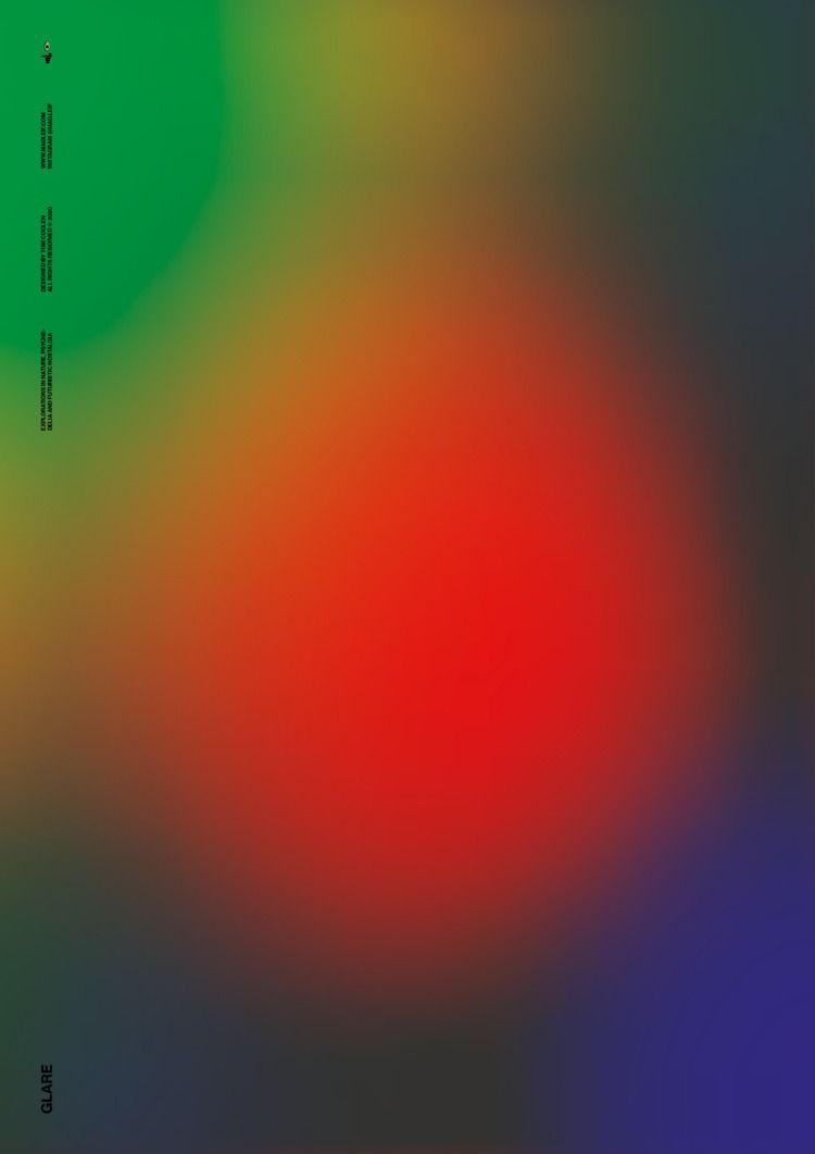 Glare  - poster, posterdesign, graphicdesign - madleif | ello