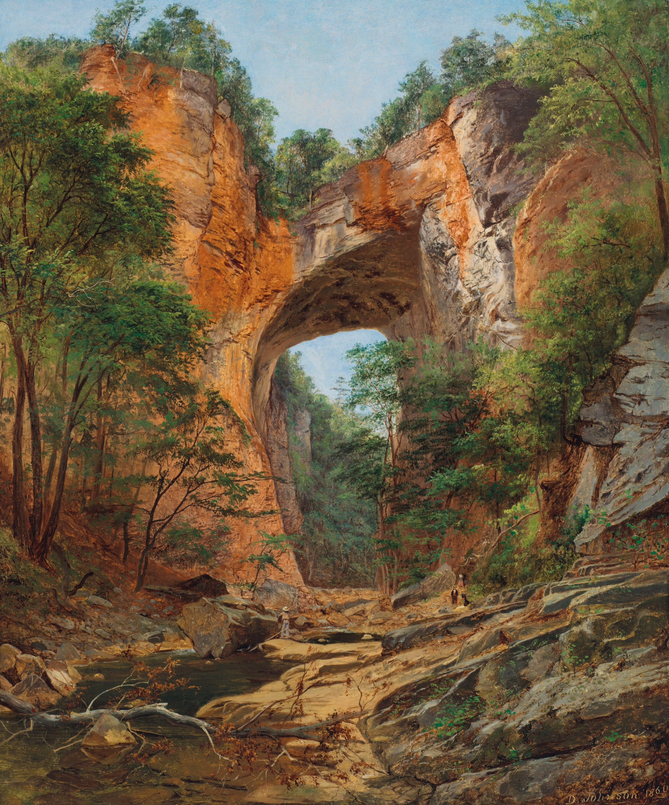 David Johnson (American, 1827-1 - phreno | ello