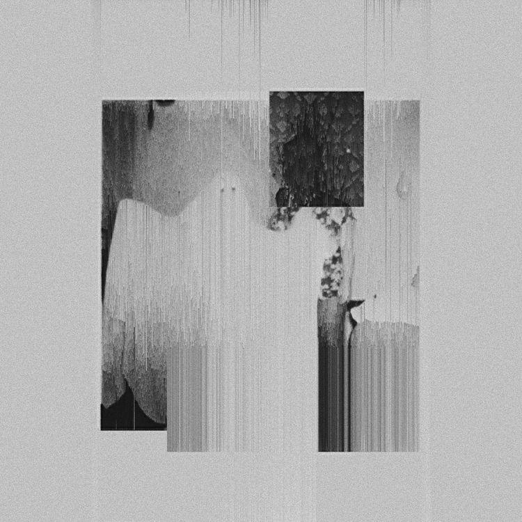 . _ cc - ghost, digitalcollage, noise - digaums | ello